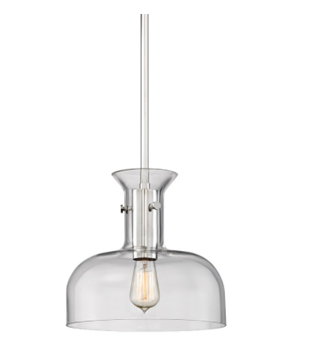 Hudson Valley 7912 Coffey 1 Light Pendant