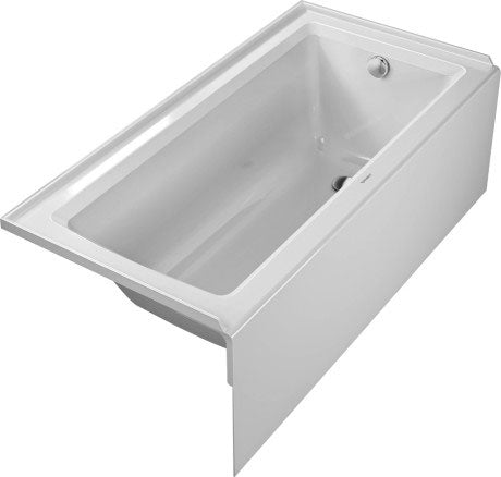 Duravit Architect 5' Alcove Bathtub