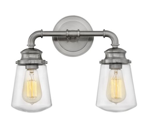 Hinkley 5032 Fritz Two Light Sconce
