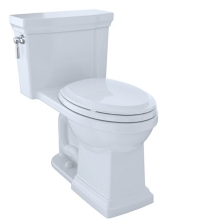 Toto MS814224CEFG Promenade II One Piece Elongated Toilet