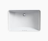 "Kohler K-2215 Ladena 23-1/4"" x 16-1/4"" Undermount Bathroom Sink"