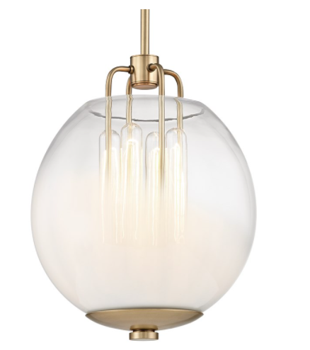 Hudson Valley 5712 Sawyer 4-Light Pendant