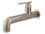 Crosswater Union US-UN111WN Single Hole Wall-Mount Bathroom Faucet