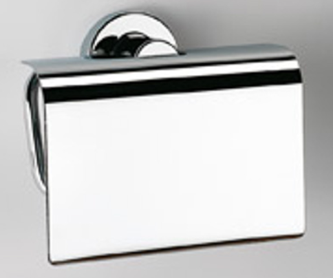 Sonia Tecno Project Toilet Paper Holder with Cover