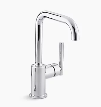 Clearance: Kohler K7509-CP Purist Bar Faucet