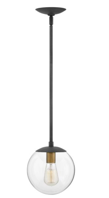 Hinkley 3747 Warby Small Pendant Light