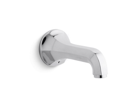 Clearance: Kallista P22724-00-CP For Town Non-Diverting Tub Spout