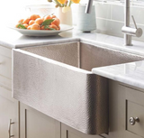 Native Trails Farmhouse 30 Apron Front Kitchen Sink