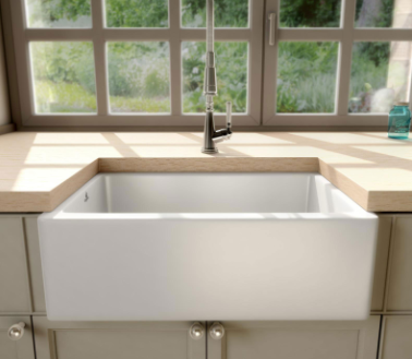 Chambord E4800N0ST Phillippe II Farmhouse Sink