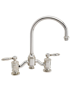 Waterstone 6300 Hampton Bridge Faucet
