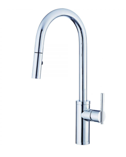 Gerber D454058SS Parma Cafe Pulldown Kitchen Faucet