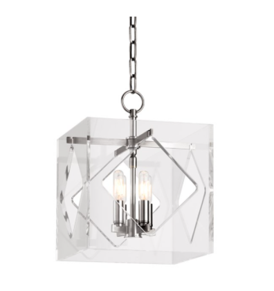 Hudson Valley 5912 Travis 4 Light Pendant