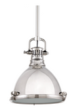 Hudson Valley Pelham 1 Light Pendant