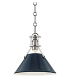 Hudson Valley MDS351 Painted No.2 Pendant Light