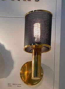 Clearance Showroom Display Special: Waterworks MTLT01 Montecito Sconce