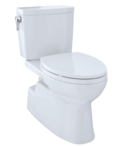 Toto CST474CEFG Vespin II Skirted Two Piece Elongated Toilet