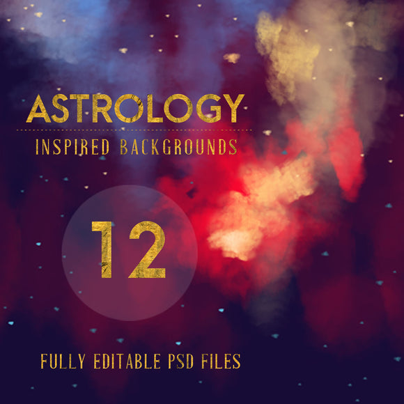 Astrology Backgrounds