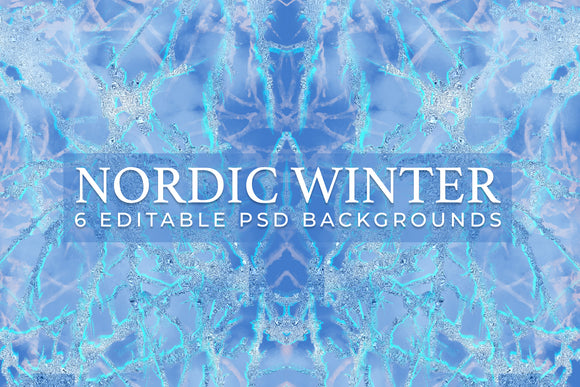 Nordic Winter Backgrounds