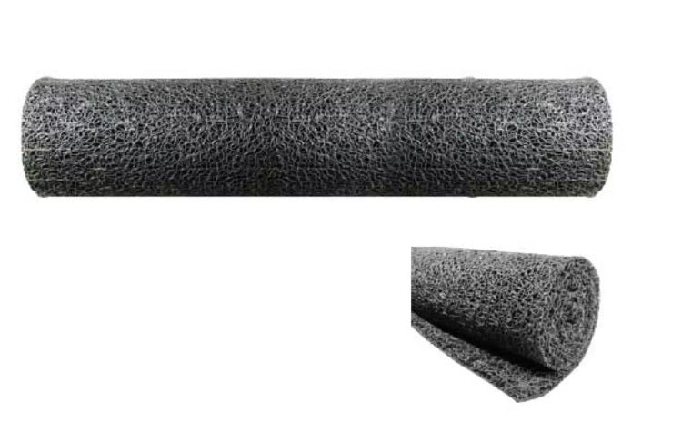 GREY MINER'S MOSS 12X36x10mm Sluice Box Matting, Gold Panning