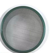 "Load image into Gallery viewer, # 100 MESH 6"" MINI CLASSIFIER SIFTING PAN  FOR YOUR GOLD PAN PANNING"