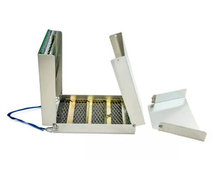 "G14  50"" Folding Aluminum Sluice Box & Gold Pan Kit"