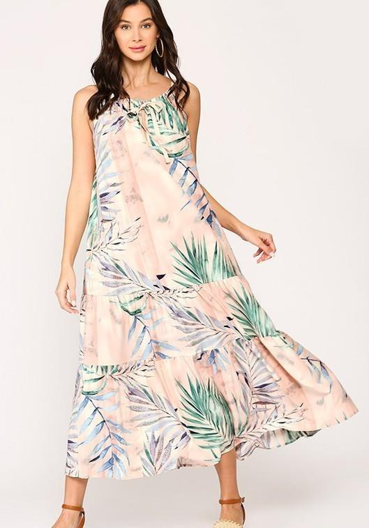 Long Weekend Midi Dress - Miralinda Shoppe
