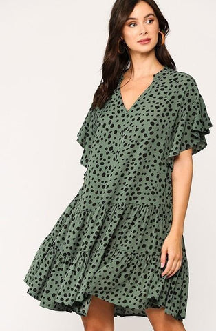 Green Sea Dress - Miralinda Shoppe