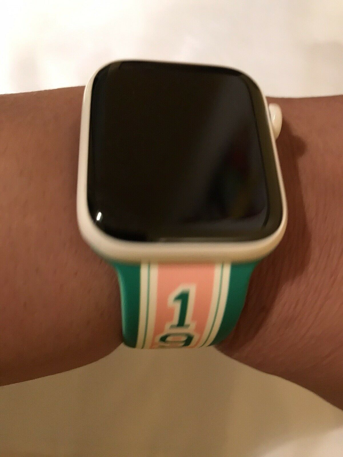 Alpha Kappa Alpha Apple Watch Band Size 42/44