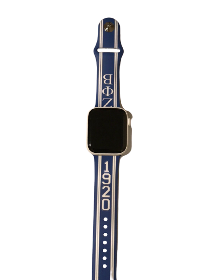 Zeta Phi Beta Apple Watch Band Size 38/40 MM