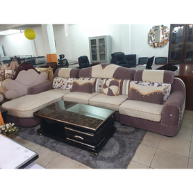 Pablo Fabric Sectional Sofa Set