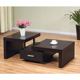 Canyon Brown Wooden Center table - Domestico Furniture