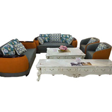 Load image into Gallery viewer, Pilar 7 seater Sofa Set - Domestico Furniture