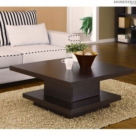 Solana Brown Center Table - Domestico Furniture
