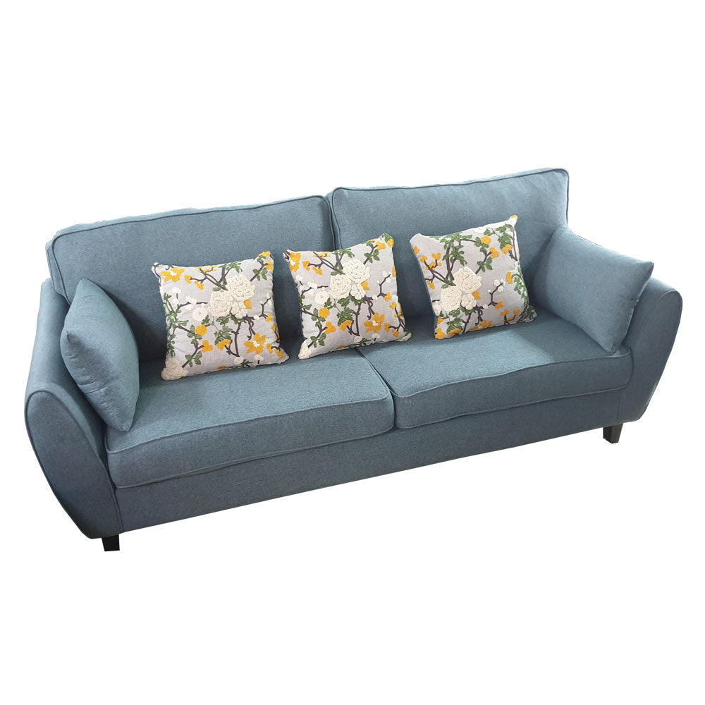 Emiliano 7 seater Fabric Sofa Set