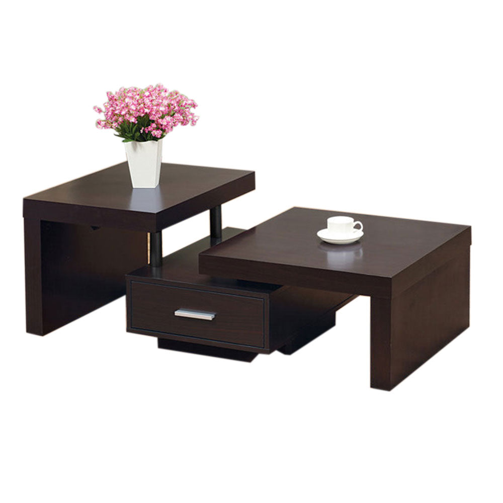 Canyon Brown Wooden Center table