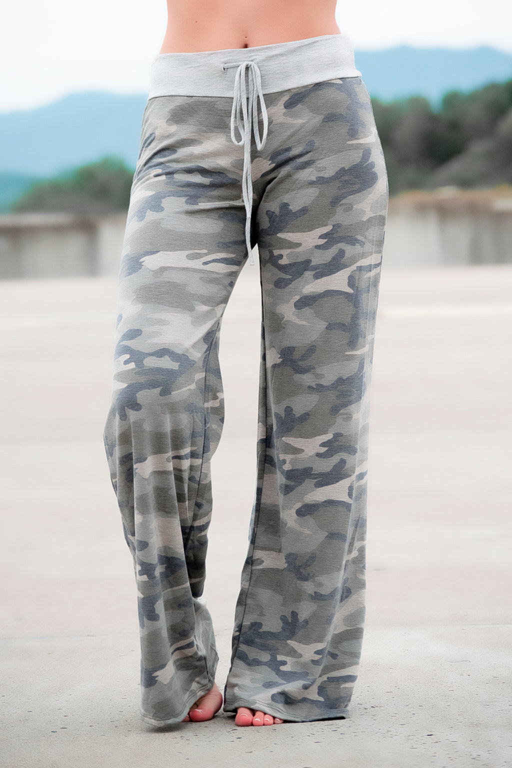Camo Lounge Pants - 512 Boutique