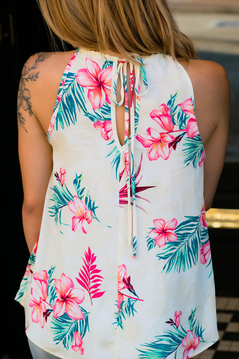 Hawaiian Dreams Top - 512 Boutique