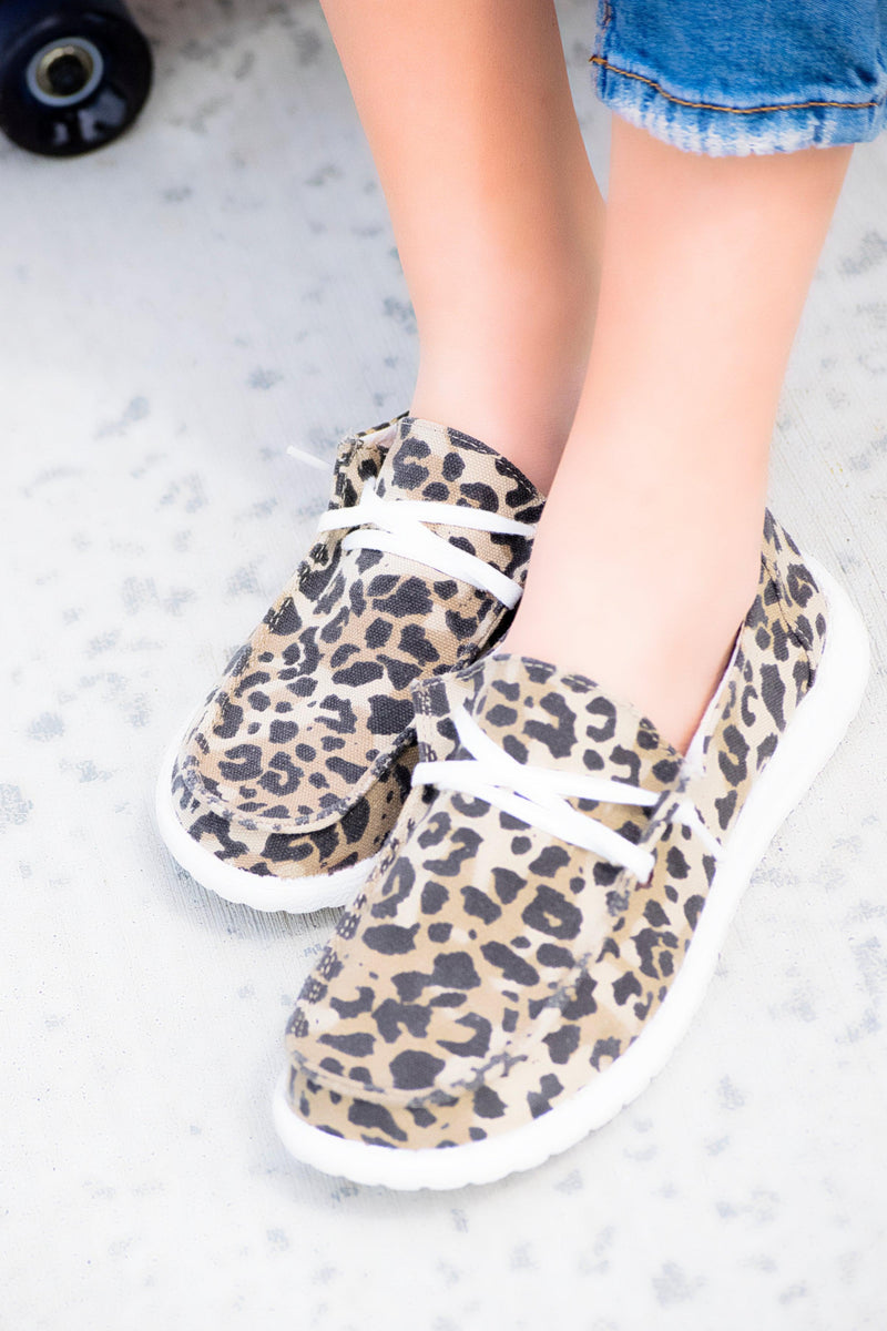 Very G Sillian Bootie- Leopard