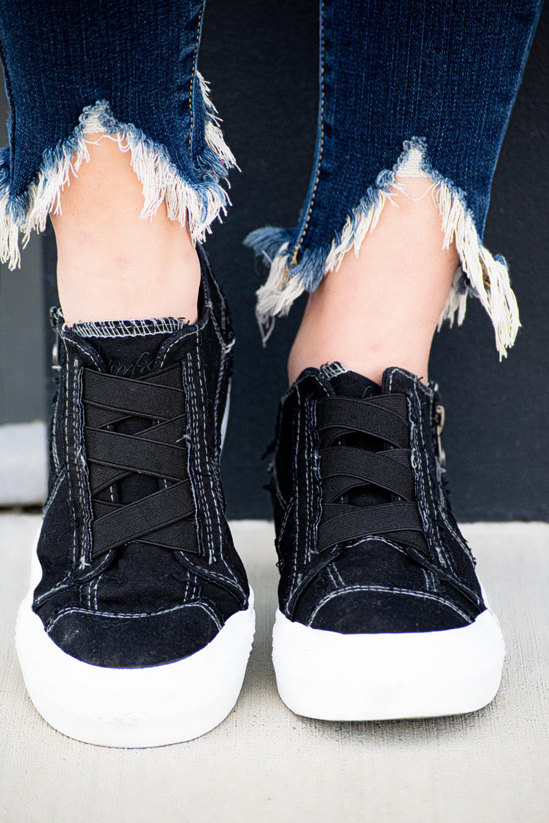 Blowfish Mamba Wedge Sneaker - 512 Boutique