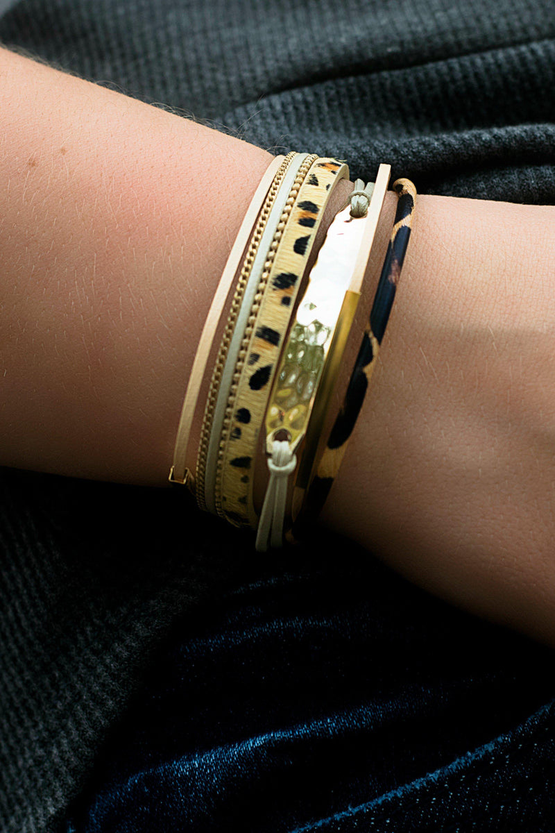 Wild Love Bracelet - 512 Boutique