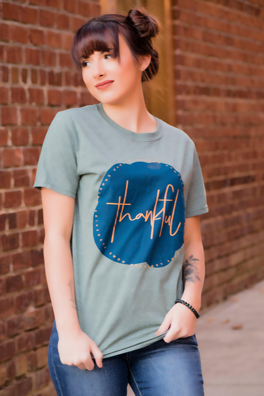 Thankful Tee - 512 Boutique