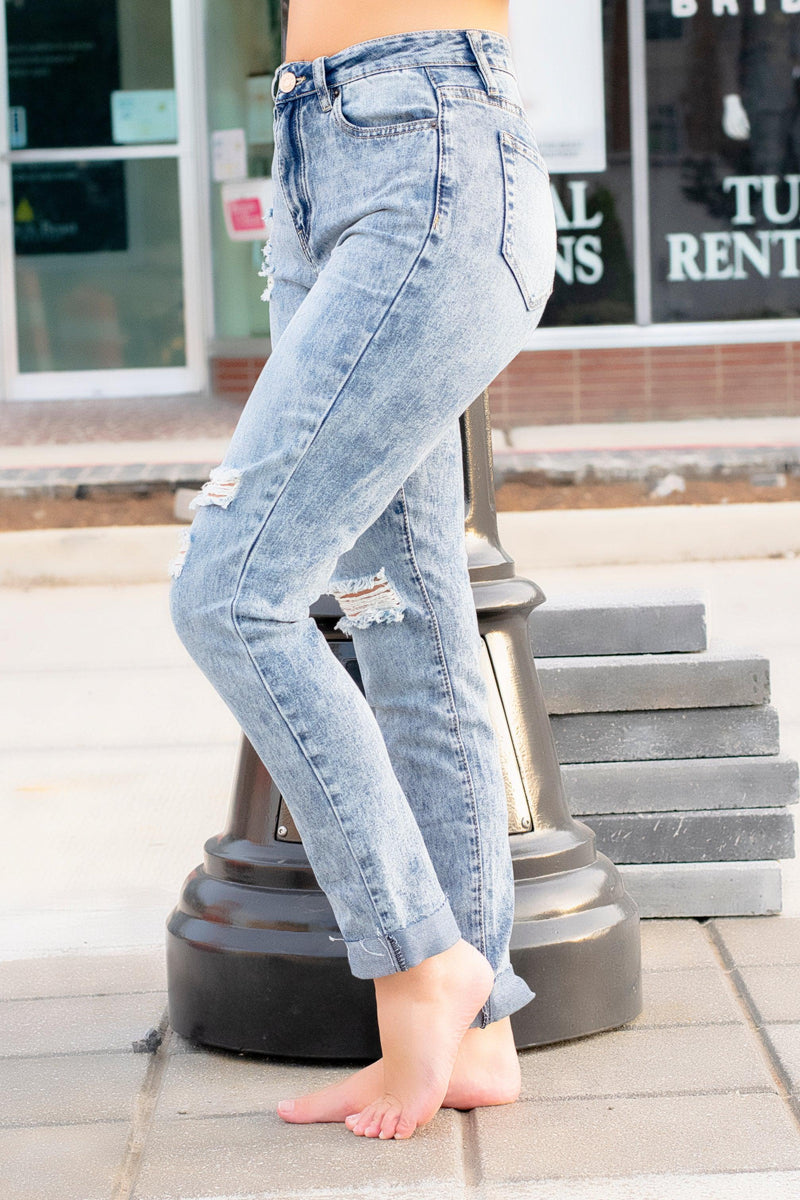 Kinsley YMI High Rise Jeans - 512 Boutique