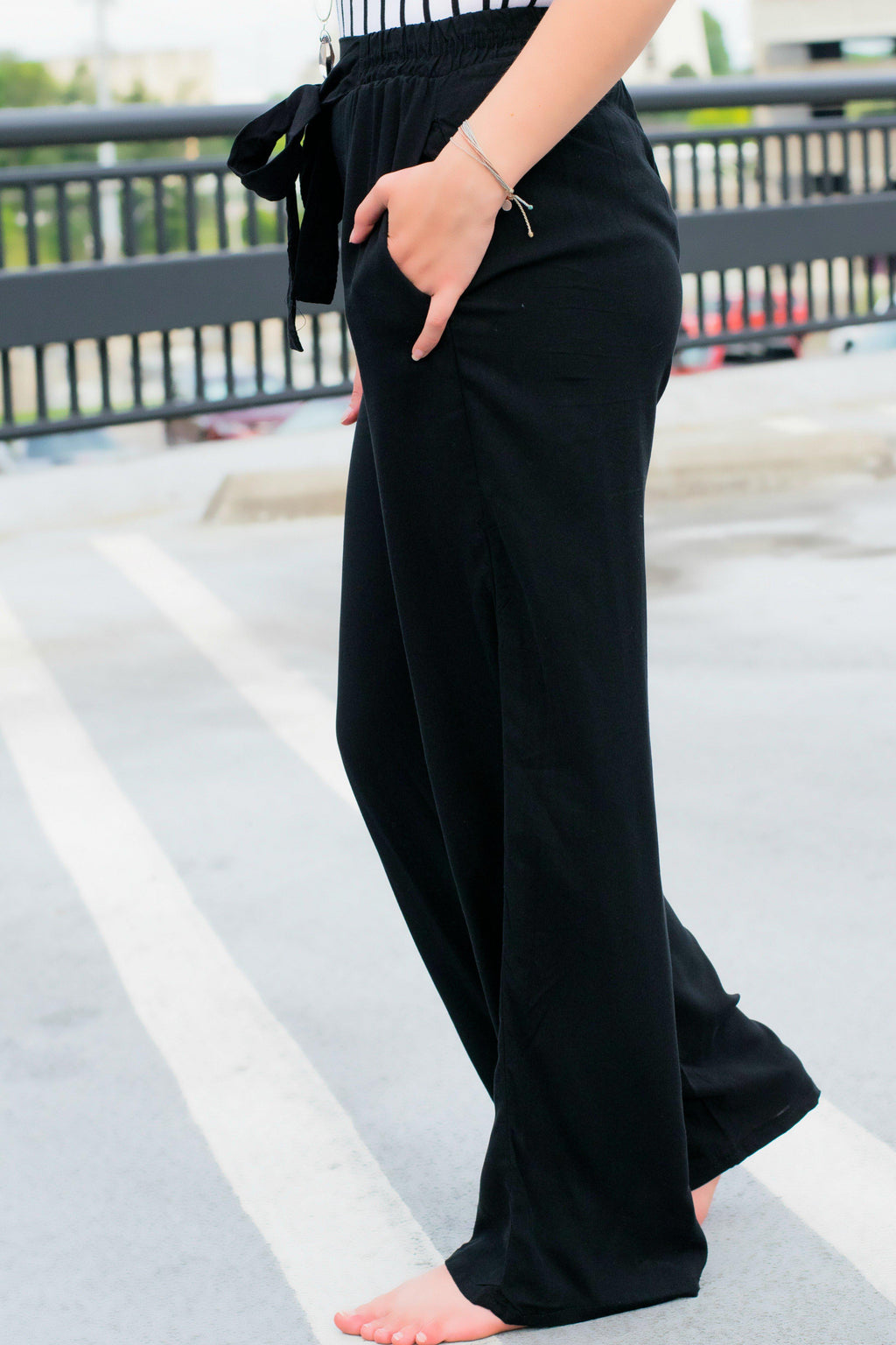 Down To Business Pants - 512 Boutique