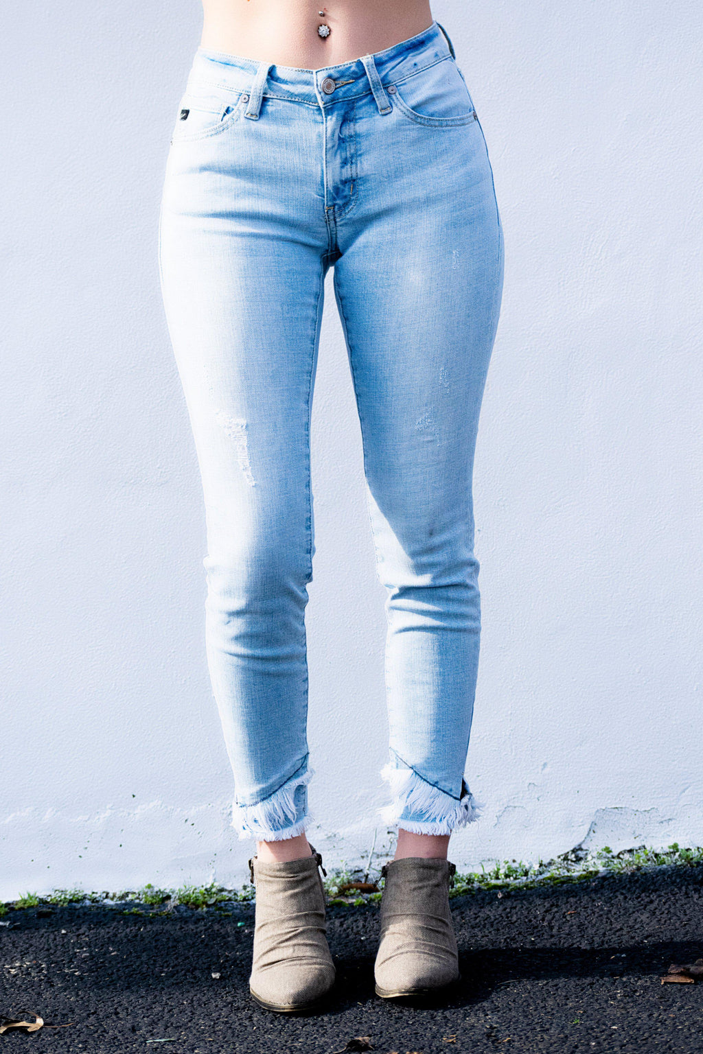 Riley KanCan Jeans Lightwash - 512 Boutique