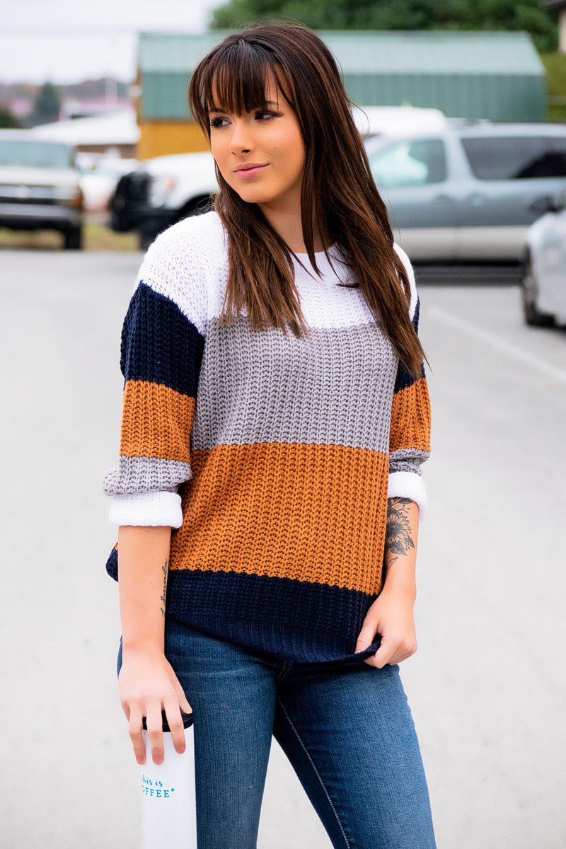 So Much Spice Sweater - 512 Boutique