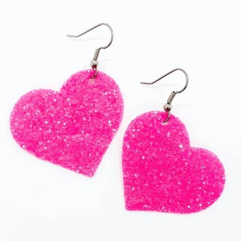 Itty Bitty Hearts - multiple colors - 512 Boutique