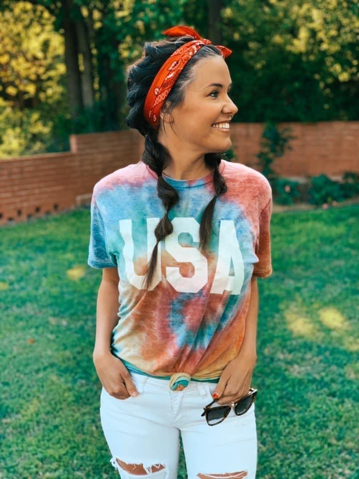 Tie Dye USA - 512 Boutique