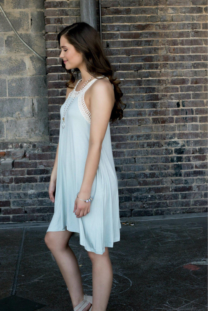It's Mint To Be Dress - 512 Boutique