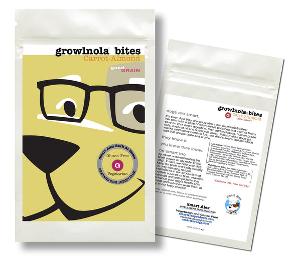 Growlnola® Bites