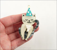 Erstwilder 5th Birthday Party Animal Cat Brooch Pin Model